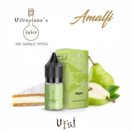 Vitruviano's Juice Amalfi - 10ml