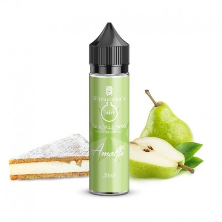 Vitruviano's Juice Amalfi - Vape Shot - 20ml