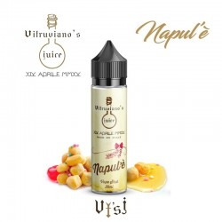 Vitruvianos Juice Napulè - Vape Shot - 20ml