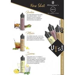 Vitruvianos Juice flyer 100pcs