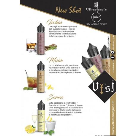 Vitruvianos Juice volantino 1pz